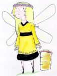 Bee Contest- Floriel by Herbie-and-Company