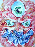 3 EYE'S ARE BETTER THEN NONE by Patchboogie