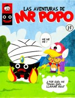 Mr Popo by brunancio