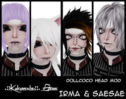Dollcoco mods by MatiasBloodbones