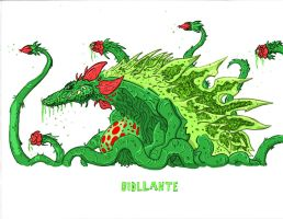 Biollante by Kaijudude