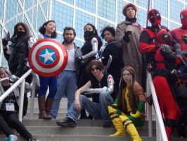 AX2014 - Marvel/DC Gathering: 038 by ARp-Photography