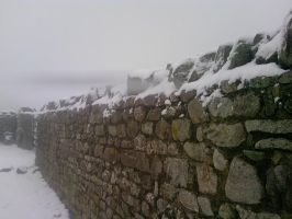 Winter Wall by alanhay