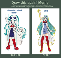 before after meme by irask