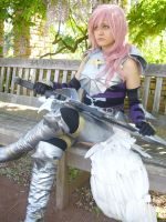 Final Lightning XIII-2 Cosplay by DYuki