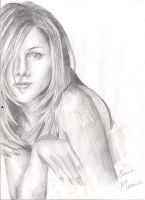 Jennifer Anniston by Super-Midget