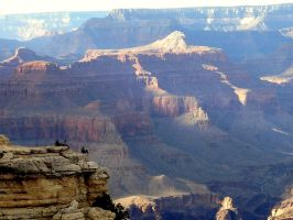 Canyon View by MissWhinnie