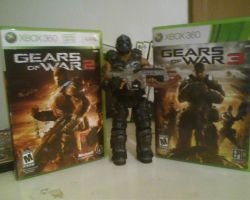my small GEARS of WAR collection by gump65