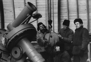 Installation of the telescope by VitaZheltyakov