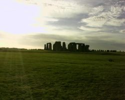 Standing Stones 6 by RobynSmaleBeorg