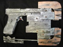 Dead Space Plasma Cutter by I-EAT-SOULS