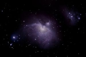 The Orion Nebula by quicksimon