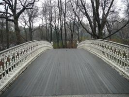 Bridge in Park by Destroyer77