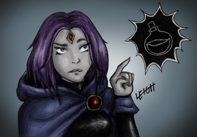 Raven by Shawneigh