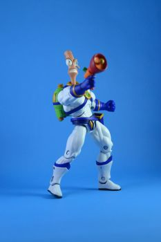 Earthworm Jim - Shoot by G-Brand