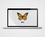 Bfly | Wallpaper by Devonix