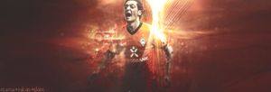 Ozil-Werder Bremen-footballsig by Sly95art