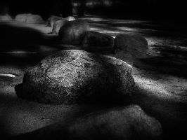 light and stone by VaggelisFragiadakis
