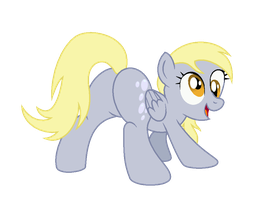 Shake it, Derpy by AleximusPrime