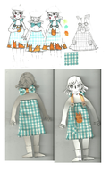 Summer dress by crazygrin
