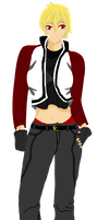 Chick Howard 2 Vector by One-Mister-Badguy