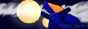 Command Wolf Banner by MidnightLiger0