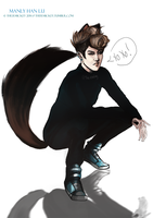 Manly Han Lu by The-Rmickey