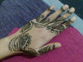 Mehndi Obsession by A-w0man