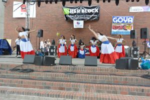 Puerto Rican/Latin Fest, Flowing Dress and Dance by Miss-Tbones