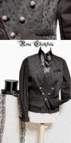 Jaquard Waistcoat #1 by Stahlrose