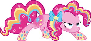 Rainbow Power Pinkie Pie by benybing