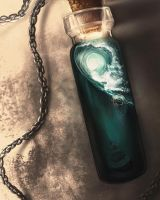 The Vial by MelodyNieves
