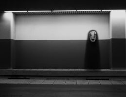 At the Train Station by mkce