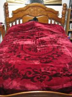 Decadent Bed by ShawnHenry