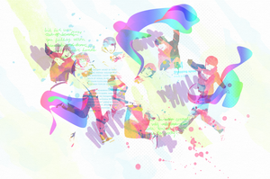2PM Watercolor by yournewhero