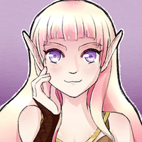 Icon - La elfa guapa (?) by NatsumeAka