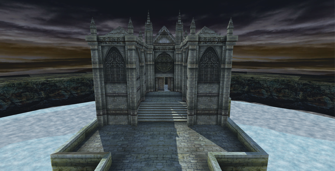 Hulle Granz Cathedral (R1) by casuallynoted