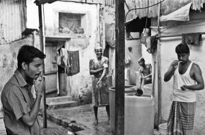 Streets of Dharavi XI by emrerende