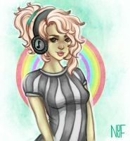 Colorful Melody by NOUF7