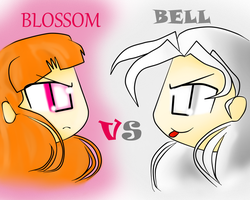 BLOSSOM VS BELL by FerzyPPGD