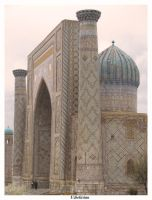 Samarkand  series by Tirita