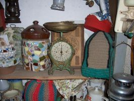 Old household items stock2 by ValerianaSTOCK