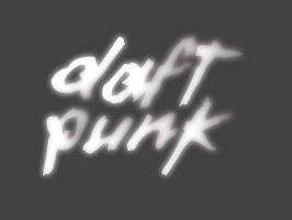 Daft Punk Fanmade Album Cover by GmannyTheAnimator