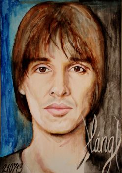 Professor Brian Cox by EvelinLang
