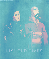 Linzin | Like Old Times by un3xpectedfate