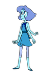 Lapis Pearl Fusion by BananimationOfficial
