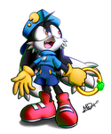 PC:Klonoa for Akusuru by MegaDISia