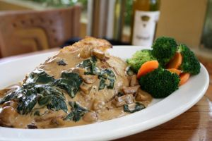 Grilled Fish Marsala by snok-daffy