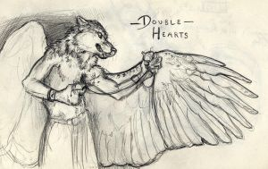 Double Hearts by vantid