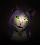 Meow by Psychodoughgirl4